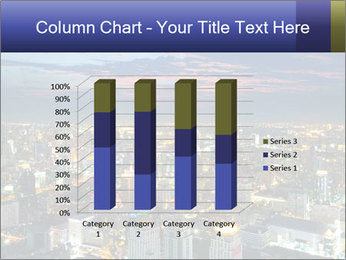 Bangkok at night PowerPoint Template - Slide 50