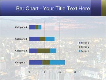 Bangkok at night PowerPoint Template - Slide 52