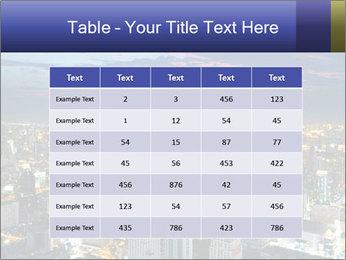 Bangkok at night PowerPoint Template - Slide 55
