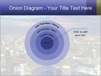 Bangkok at night PowerPoint Template - Slide 61