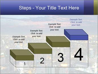 Bangkok at night PowerPoint Template - Slide 64