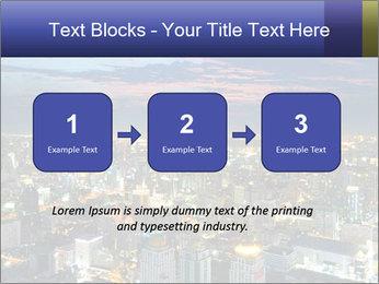 Bangkok at night PowerPoint Template - Slide 71