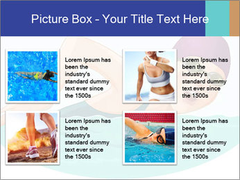 Swimming PowerPoint Template - Slide 14