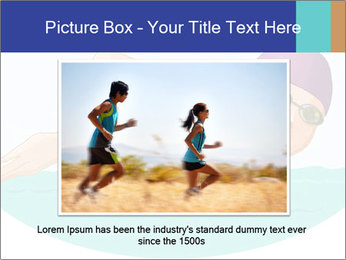 Swimming PowerPoint Template - Slide 15
