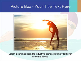 Swimming PowerPoint Template - Slide 16