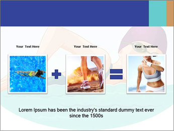 Swimming PowerPoint Template - Slide 22
