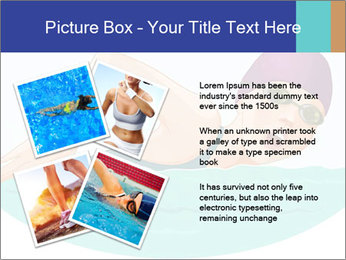 Swimming PowerPoint Template - Slide 23