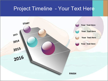 Swimming PowerPoint Template - Slide 26