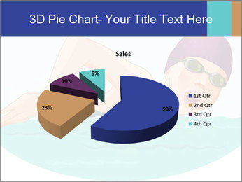 Swimming PowerPoint Template - Slide 35