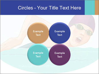 Swimming PowerPoint Template - Slide 38