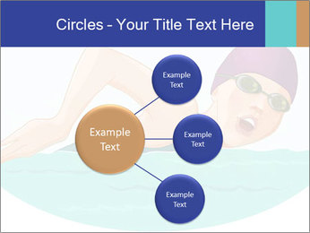 Swimming PowerPoint Template - Slide 79