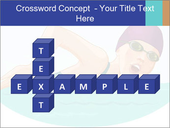 Swimming PowerPoint Template - Slide 82
