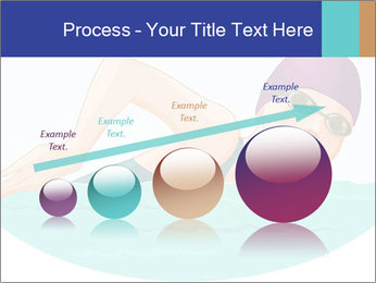 Swimming PowerPoint Template - Slide 87