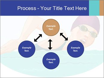 Swimming PowerPoint Template - Slide 91