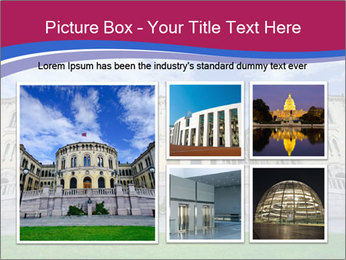 The norwegian parliament PowerPoint Template - Slide 19
