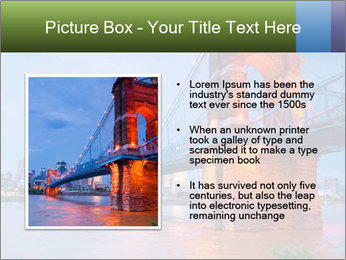 Bridge PowerPoint Template - Slide 13