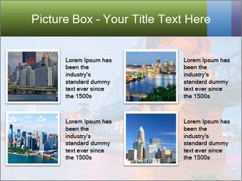 Bridge PowerPoint Template - Slide 14