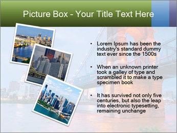 Bridge PowerPoint Template - Slide 17