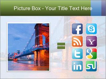 Bridge PowerPoint Template - Slide 21