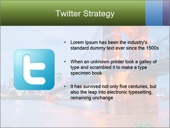 Bridge PowerPoint Template - Slide 9