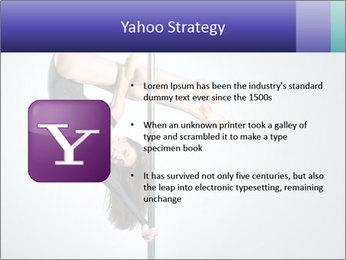 Woman dance PowerPoint Template - Slide 11