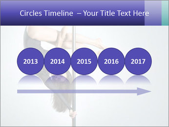 Woman dance PowerPoint Template - Slide 29