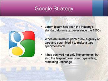 Turkish cushions PowerPoint Template - Slide 10