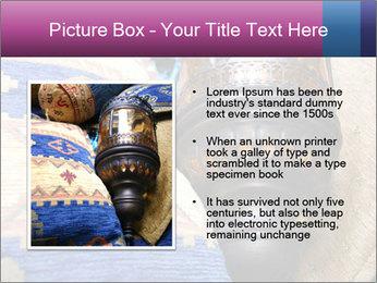 Turkish cushions PowerPoint Template - Slide 13