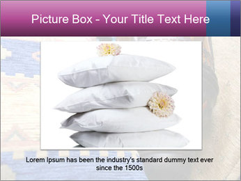 Turkish cushions PowerPoint Template - Slide 16