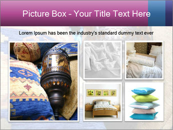 Turkish cushions PowerPoint Template - Slide 19
