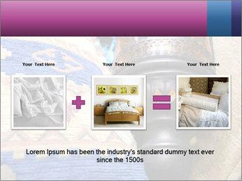 Turkish cushions PowerPoint Template - Slide 22