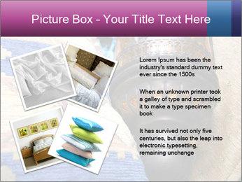 Turkish cushions PowerPoint Template - Slide 23