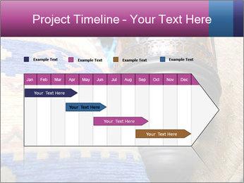 Turkish cushions PowerPoint Template - Slide 25