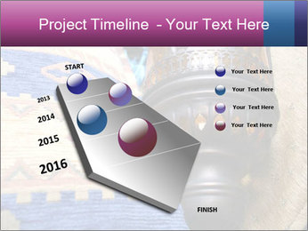 Turkish cushions PowerPoint Template - Slide 26