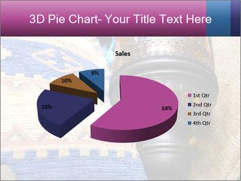 Turkish cushions PowerPoint Template - Slide 35