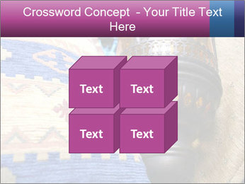 Turkish cushions PowerPoint Template - Slide 39