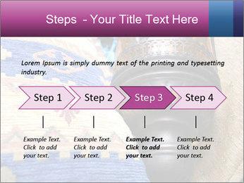 Turkish cushions PowerPoint Template - Slide 4