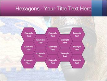 Turkish cushions PowerPoint Template - Slide 44