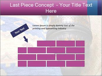 Turkish cushions PowerPoint Template - Slide 46