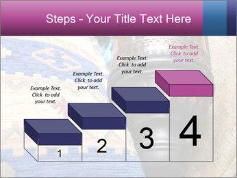 Turkish cushions PowerPoint Template - Slide 64