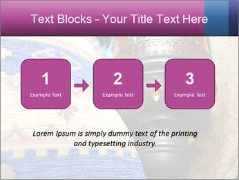 Turkish cushions PowerPoint Template - Slide 71