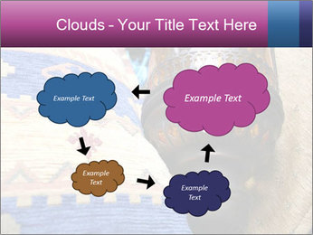 Turkish cushions PowerPoint Template - Slide 72