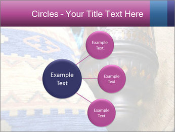 Turkish cushions PowerPoint Template - Slide 79