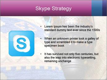 Turkish cushions PowerPoint Template - Slide 8