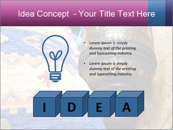 Turkish cushions PowerPoint Template - Slide 80