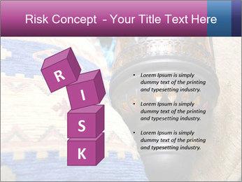 Turkish cushions PowerPoint Template - Slide 81