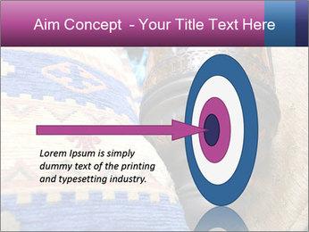 Turkish cushions PowerPoint Template - Slide 83