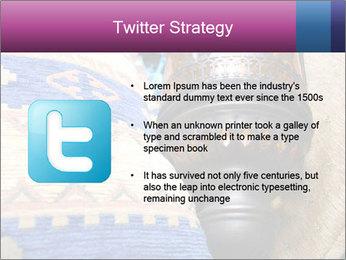 Turkish cushions PowerPoint Template - Slide 9