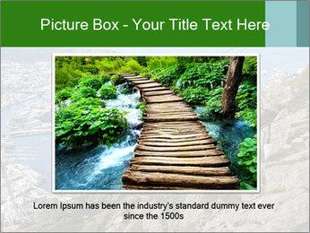Mountain PowerPoint Template - Slide 16