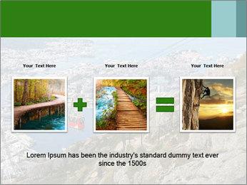 Mountain PowerPoint Template - Slide 22